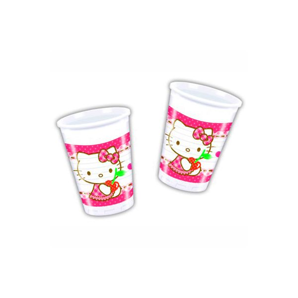 Kalasmuggar - Hello Kitty - 8 st