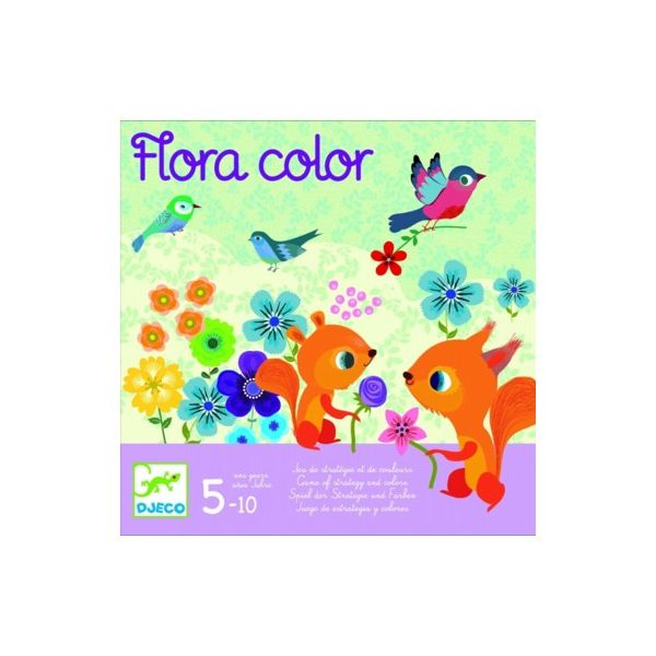Spel - Flora color - Djeco