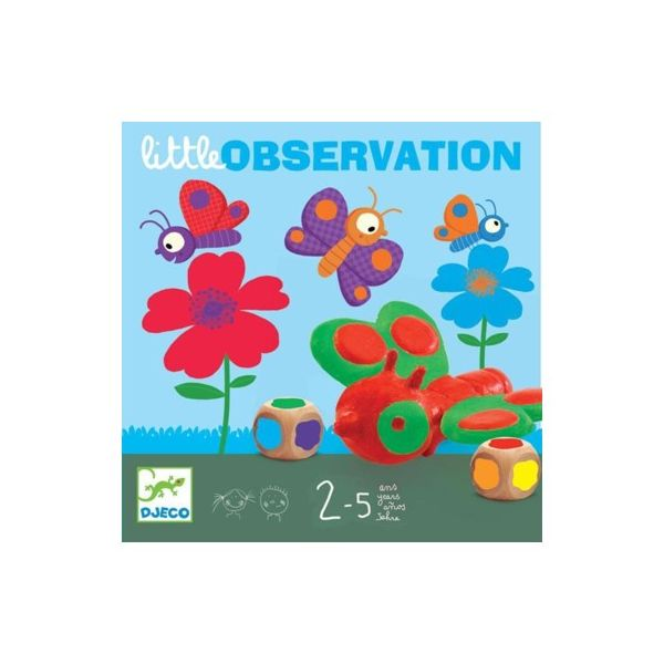 Spel - Little observation - Djeco