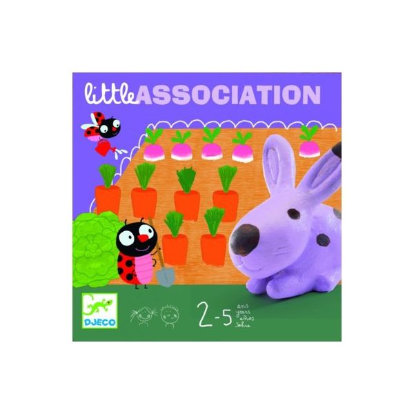 Spel - Little association - Djeco