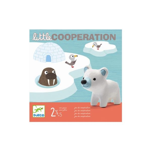 Spel - Little cooperation - Djeco