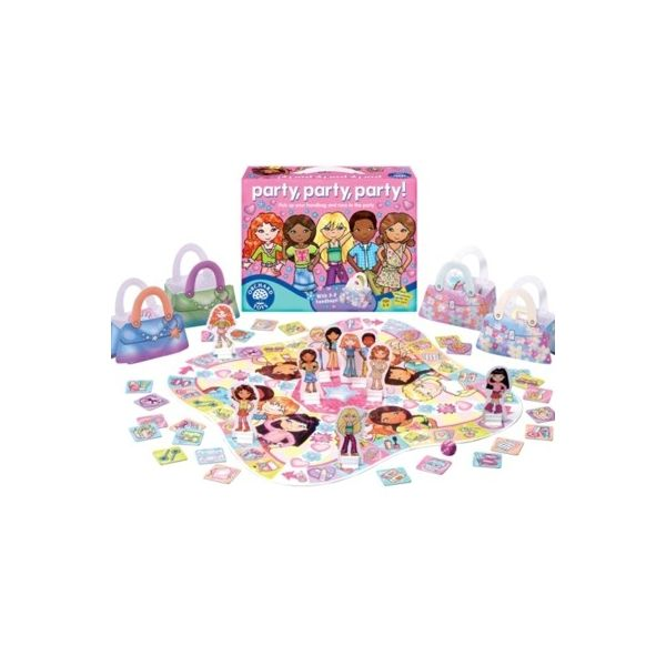 Spel - Party, Party, Party - Orchard Toys