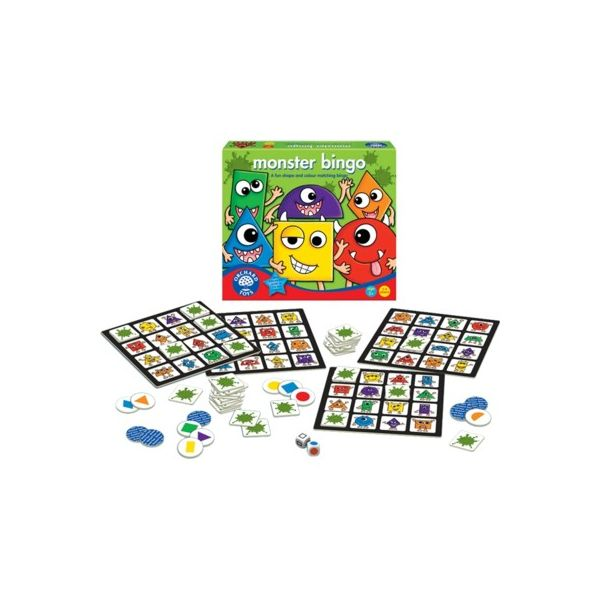 Spel - Monsterbingo - Orchard Toys