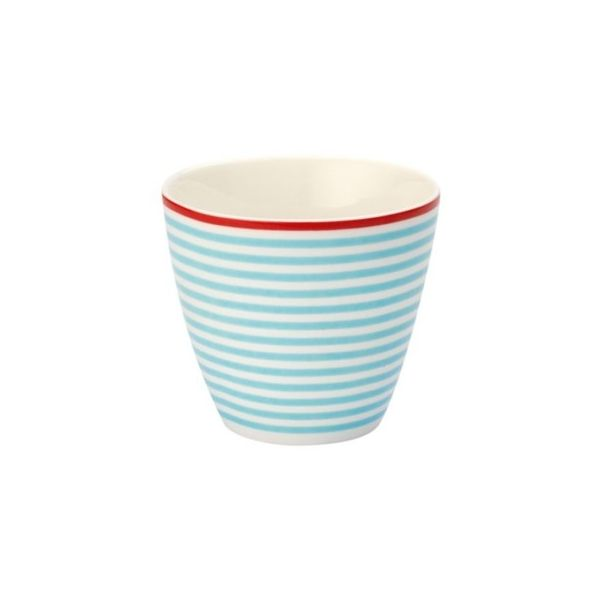 Lattemugg i porslin - juliet blue - GreenGate