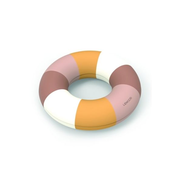 Badring - Baloo swim ring - Rose mix - Liewood