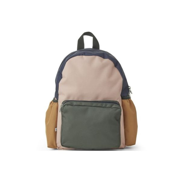 Ryggsäck - skolväska - Wally school back pack - Rose multi mix - Liewood