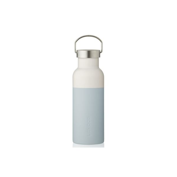 Drickflaska - Neo water bottle - Sea blue/sandy mix - 500 ml - Liewood