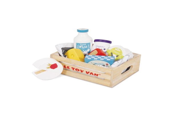 Leksaksmat - mejeri - Le Toy Van