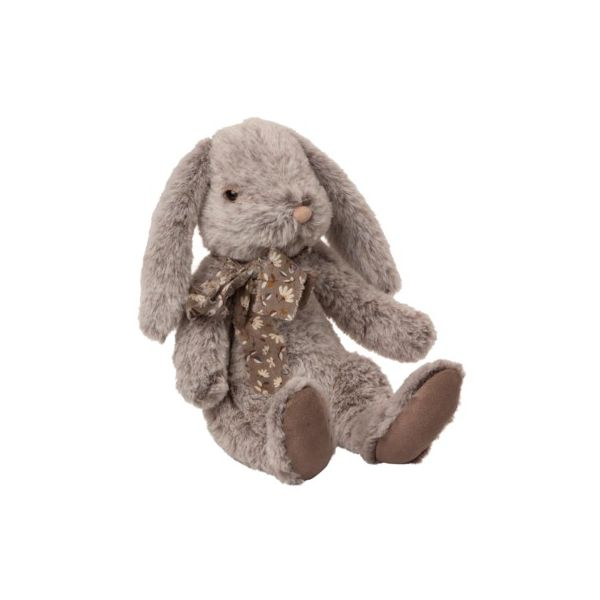 Fluffy Buffy Bunny, large - gosedjur - 30 cm - grey - Maileg