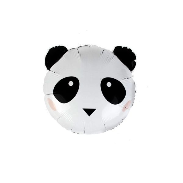 Ballong, folie Panda - 1 st - My Little Day