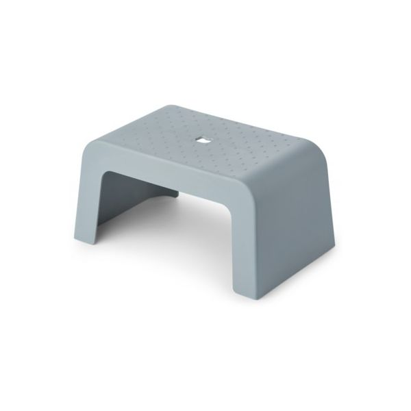 Pall - Ulla step stool - Sea blue - Liewood