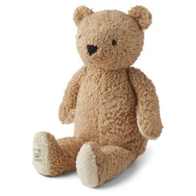 Gosedjur - Barty the bear - Nalle, beige - ekologisk från Liewood