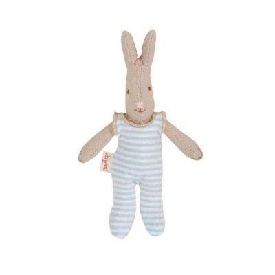 Babykanin från Maileg i pyjamas