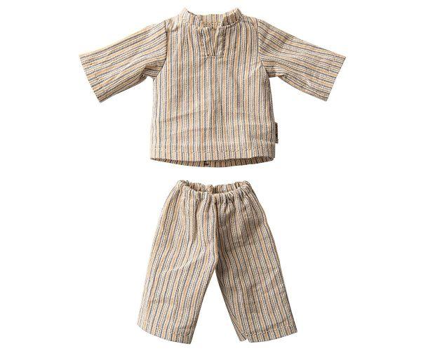 Kaninkläder - mini, size 2 - pyjamas - Maileg