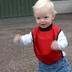 Haklapp - In the Pocket Baby - svart