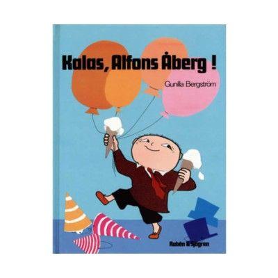 Alfons Åberg, Kalas