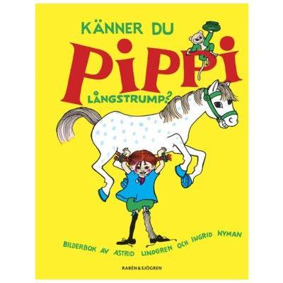 Känner du Pippi Långstrump