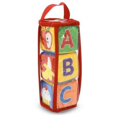 ABC-klossar - mjuka