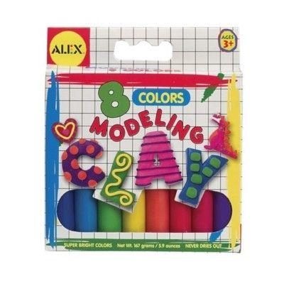 Lera - 8 färger