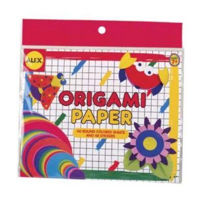 Origami  - cirkel