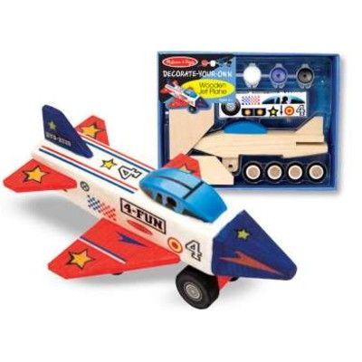 Flygplan - gör eget jetplan i trä