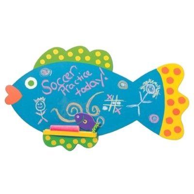 Griffeltavla - fisk