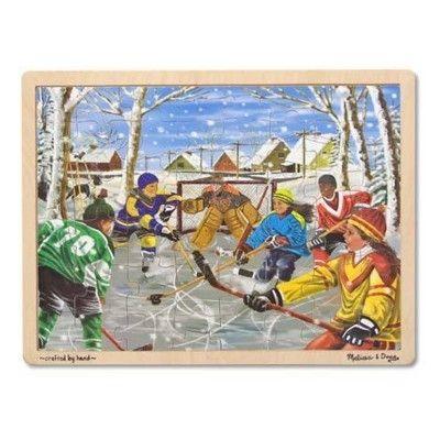 Pussel - Ishockey - 48 bitar