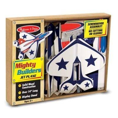 Bygg ditt eget flygplan i trä