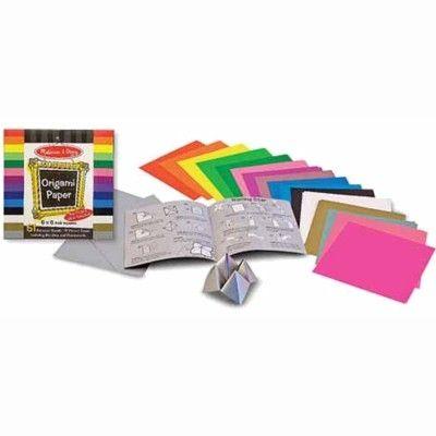 Origami - papper och idéer, 51 ark
