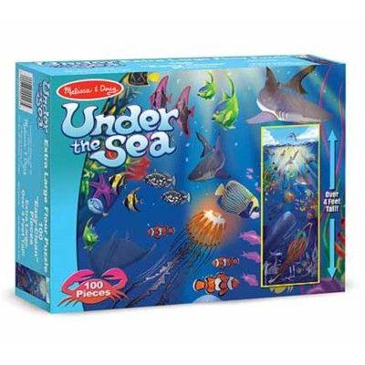 Golvpussel - Under the sea