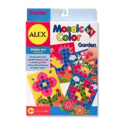 Mosaik - trädgård