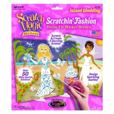 Scratch magic - Island wedding