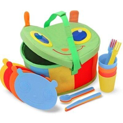 Picknickset - larv