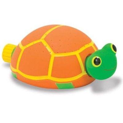 Vattenspridare - sköldpadda