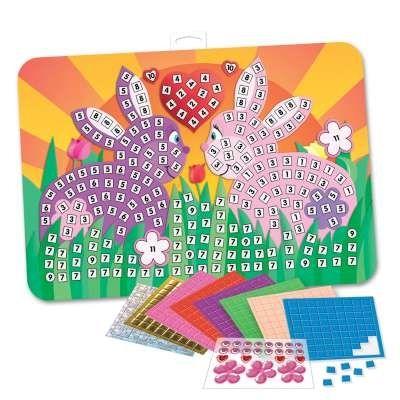 Mosaik - kaniner