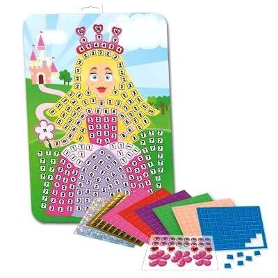 Mosaik - prinsessa