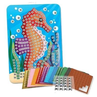 Mosaik - Sjöhäst