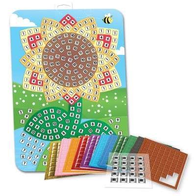 Mosaik - blomma - solros