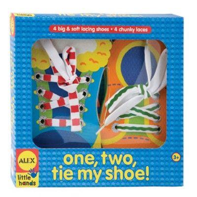 Lär dig knyta skor - 4 olika