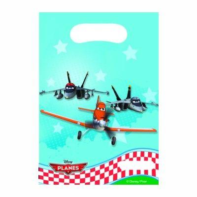Godispåsar - Planes - 6 st