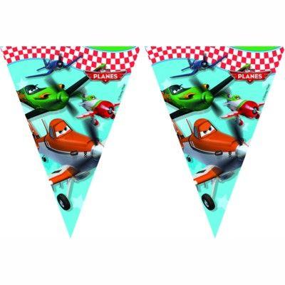 Flaggirlang/vimpel - Planes