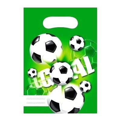 Godispåsar - fotboll - 6 st