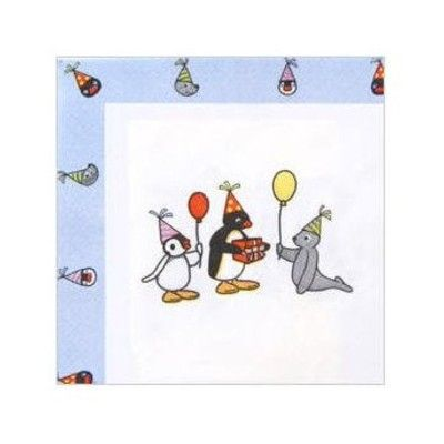 Kalasservetter - Pingu