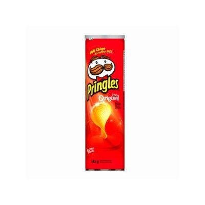 Leksaksmat - Pringlesburk