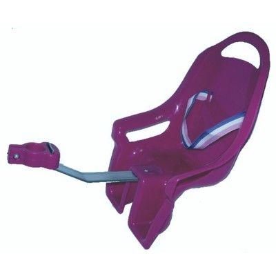Cykelstol till dockor - lila