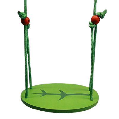 Gunga - grönt blad