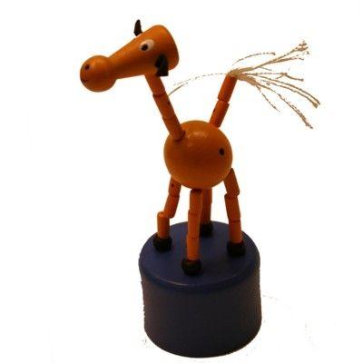 Tryckfigur - Giraff