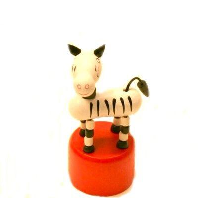 Tryckfigur - Zebra