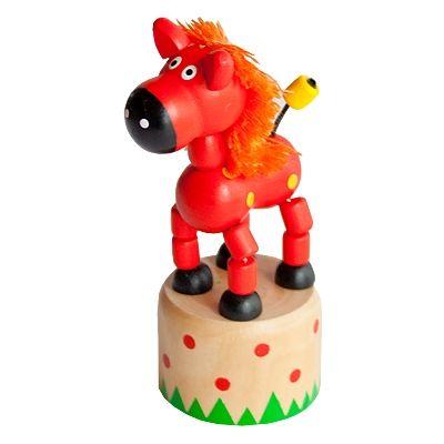 Tryckfigur - häst