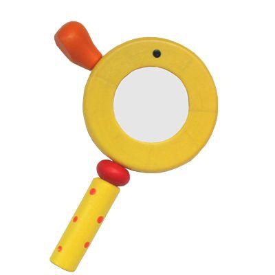 Förstoringsglas, gul